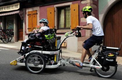 Objectif Paris 2024 à vélo