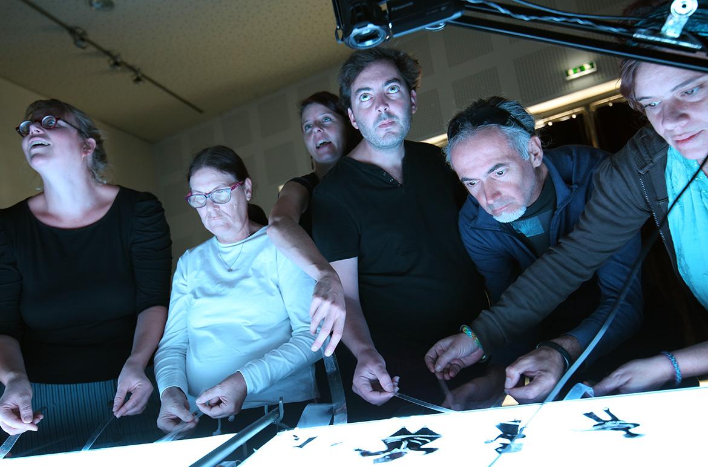 La Compagnie de L'Évasion en laboratoire de recherches pour sa troisième création