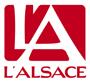 LOGO du journal L'Alsace