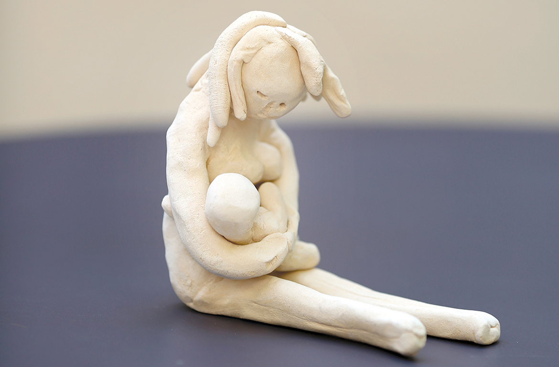 Exposition Femmes amour et maternité