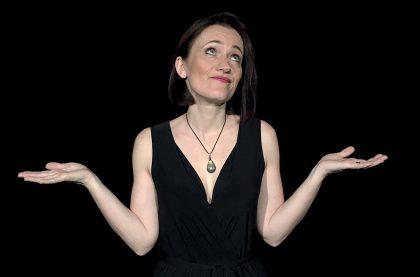 Spectacle de Corinne Patès