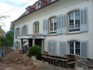 Archives - Travaux au Camsp à Châtenois